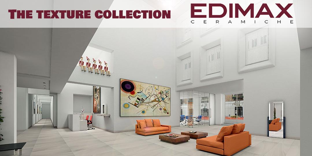 TilesDirect - Edimax Ceramiche - Texture Collection
