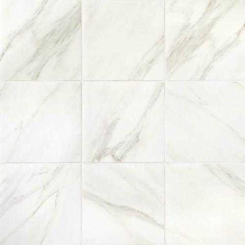 Comfortable 1 Inch Ceramic Tile Thin 1200 X 600 Floor Tiles Flat 2 X 4 White Subway Tile 2 X 8 Glass Subway Tile Young 2X2 Acoustical Ceiling Tiles White2X4 Subway Tile Mirasol Bianco Carrara Matte Floor Tile 12x12   Tiles Direct Store
