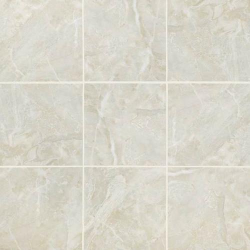 Mirasol Silver Marble Matte Floor Tile 12x12 Tiles Direct Store