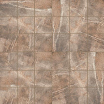 Fossil Brown 2x2 Mosaic