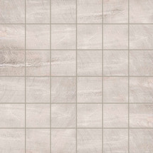 Fossil Light Grey 2x2 Mosaic