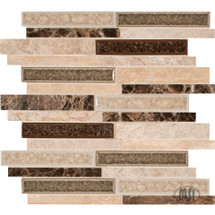 Stonegate - Interlocking Patterned Mosaic