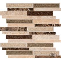 Stonegate - Interlocking Patterned Mosaic