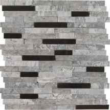 Eclipse - Interlocking Patterned Mosaic