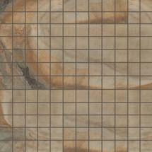 Cornerstone Slate Multicolor 1x1 Mosaic