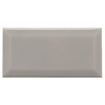 Neri Silver Mist 3x6 Beveled