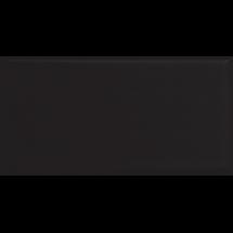 "Neri Black 3x6 Bullnose 6"" Edge"