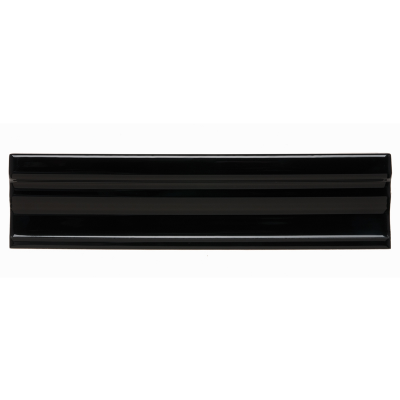 Neri Black 2x8 Chair Molding Tiles Direct Store