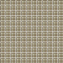 "Color Appeal Plaza Taupe 1"" X 1"""