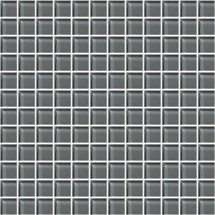 "Color Appeal Charcoal Gray 1"" X 1"""