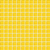 "Color Appeal Vibrant Yellow 1"" X 1"""