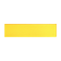 """Color Appeal Vibrant Yellow 2"""" X 8"""""""