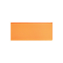 "Color Appeal Orange Peel 3"" X 6"""