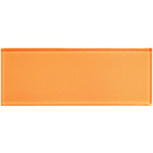 "Color Appeal Orange Peel 4"" X 12"""