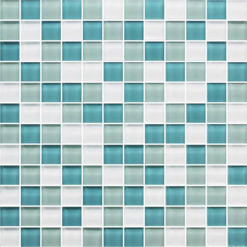 "Color Appeal Sea Pearl 1"" X 1"""