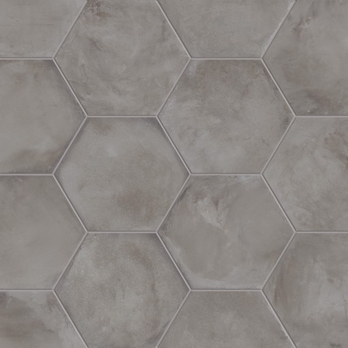 Marca Corona Terra Antracite 8 Quot Hex Tiles Direct Store