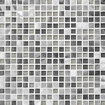 """Morello Obsidian 5/8"""" x 5/8"""" Mosaic"""