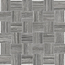 Eramosa Carbon Basketweave HD Mosaics 2x2