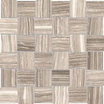 Eramosa Clay Basketweave HD Mosaics 2x2