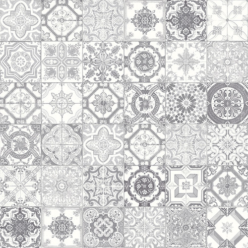 Marrakesh Grey Mix HD Matte Porcelain 8x8