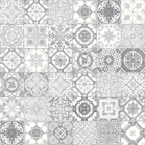 Marrakesh Grey Mix Hd Matte Porcelain 8x8 Tiles Direct Store