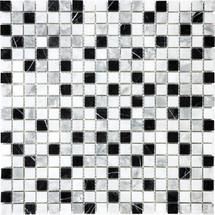 """Glacier Blend Mosaics 5/8"""" x 5/8"""""""