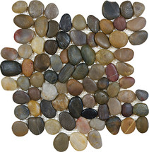 Zen Bora Wilderness Pebble Mosaics 12x12