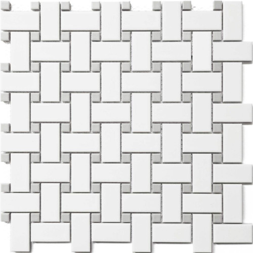tile for bathroom walls cc mosaics white amp grey basket weave wave dot 12x12 20856
