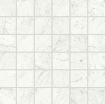 I Marmi Carrara Polished Mosaic 2x2