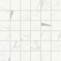 I Marmi Statuario Polished Mosaic 2x2
