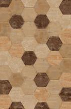 Bricklane Beige 10 x 8.5 Hex