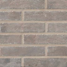 Capella Collection - Taupe Brick Matte Porcelain 2x10