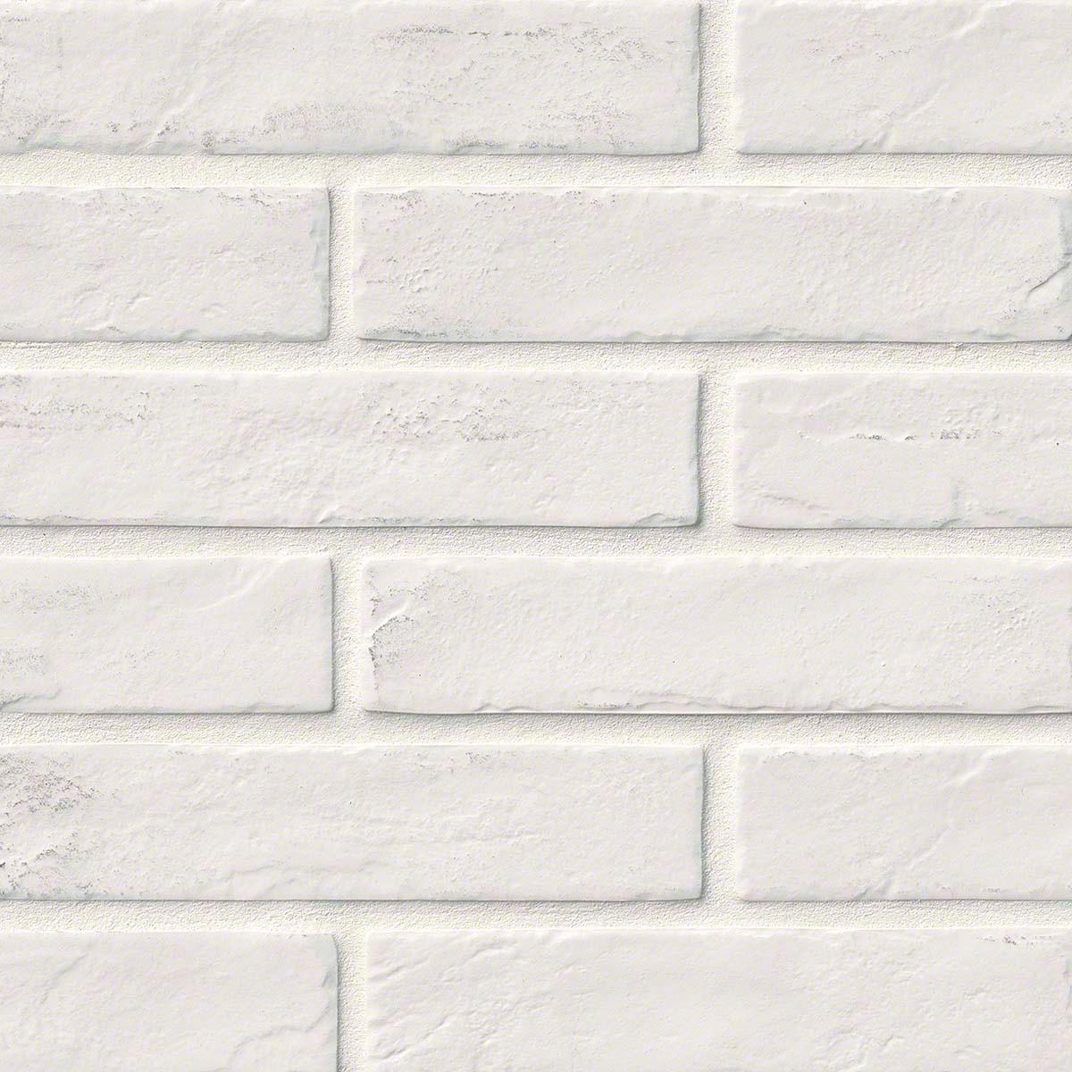 Brickstone White 2x10 Tiles Direct Store