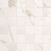 Roma Collection - Calacatta Marco Mosaic 2x2