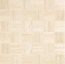 Roma Collection - Travertino Marco Mosaic 2x2