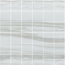 Serpentino - Blanco Mosaic 13x13