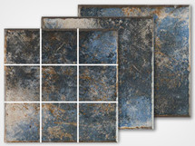 Oasis Series - OA-270 Porcelain Mosaic 2x2 On 12x12 Sheet