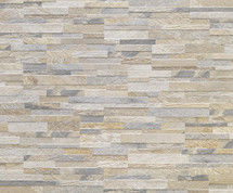 Cubics Collection - Beige Decorative 3D Porcelain 6x24