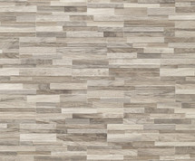 The Wall Art Collection - Greige Decorative 3D HD Porcelain 6x24