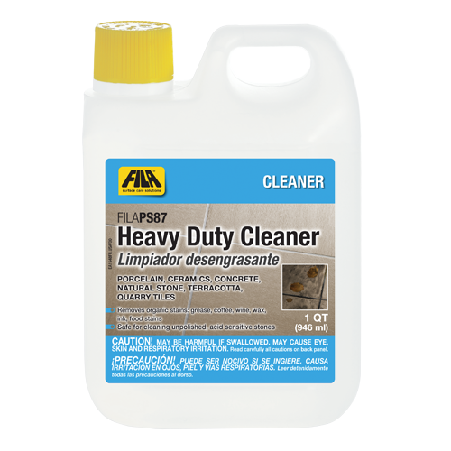 FILA Cleaners - PS87 Heavy Duty Cleaner - 1 Quart