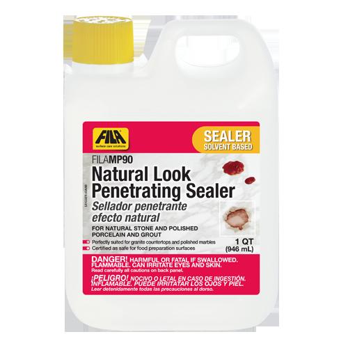 FILA Sealers - Natural Look Penetrating Sealer - 1 Quart