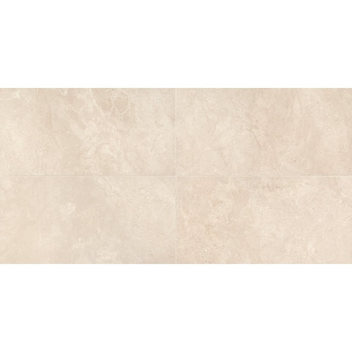 Affinity - Cream Porcelain Floor Tile 12x24