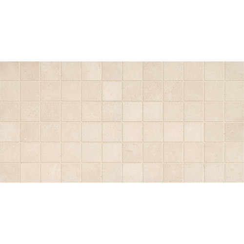 Affinity Cream Ceramic Mosaic 2 X On 12