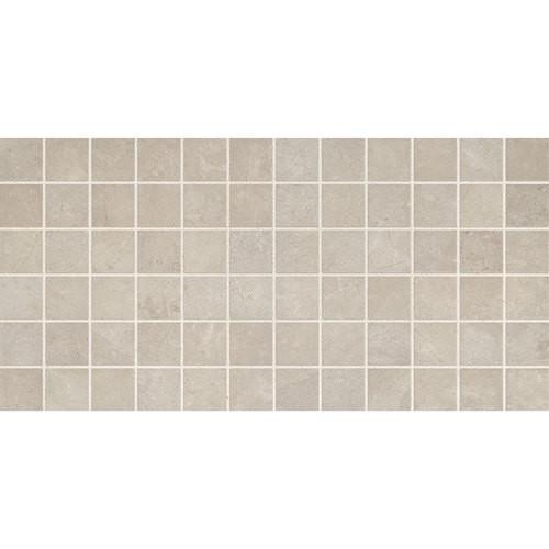 Affinity Gray Ceramic Mosaic 2 X On 12