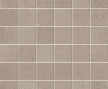 "Re_Micron Collection - Beige Natural Mosaic 2"" x 2"" On 12"" x 12"" Sheet"
