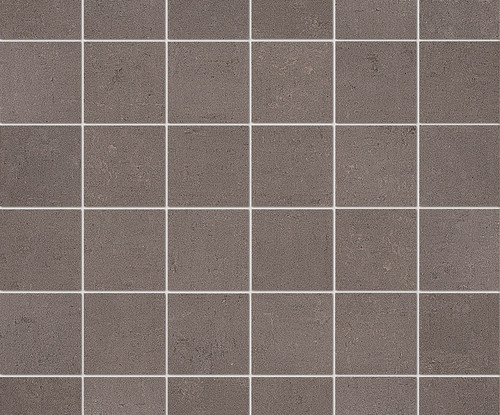 "Re_Micron Collection - Taupe Natural Mosaic 2"" x 2"" On 12"" x 12"" Sheet"