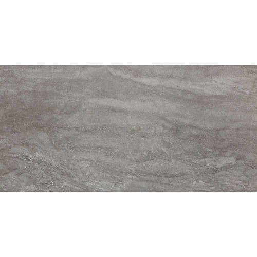 Consulate Collection - Premier Grey Antique Unpolished Porcelain 12x24