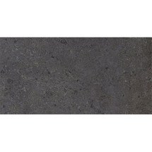 Dignitary Collection - Governor Black Textured Porcelain 12x24