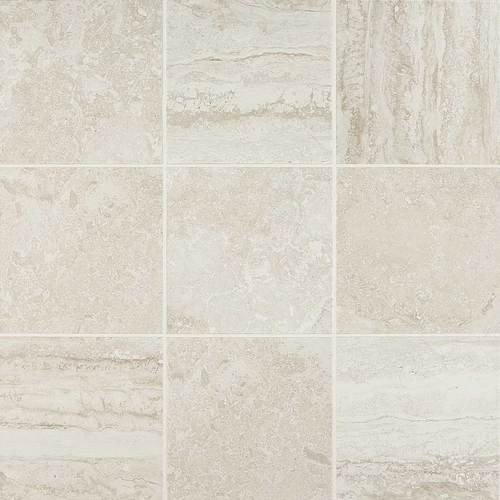 Exquisite Collection - Ivory Porcelain 12x12