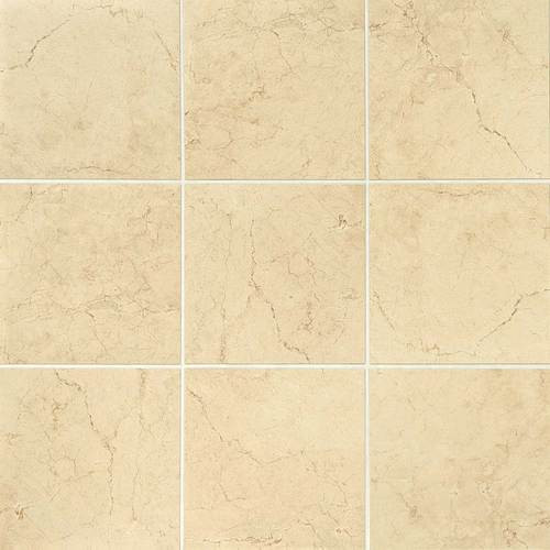 Florentine Collection - Marfil Matte Porcelain 12x12